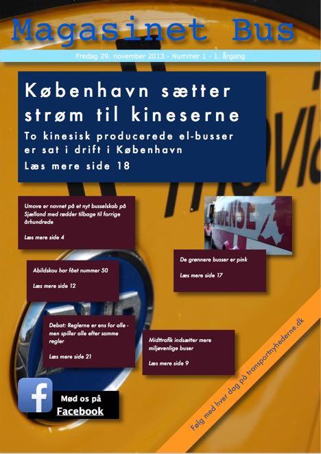 Magasinet Bus 1 - 2013