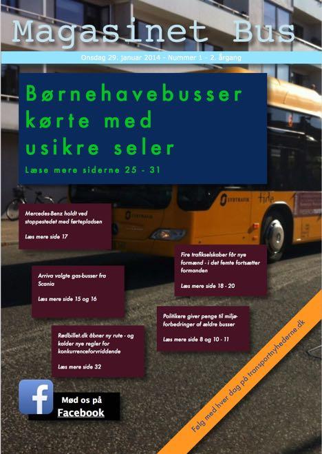 Magasinet Bus 1 - 2014