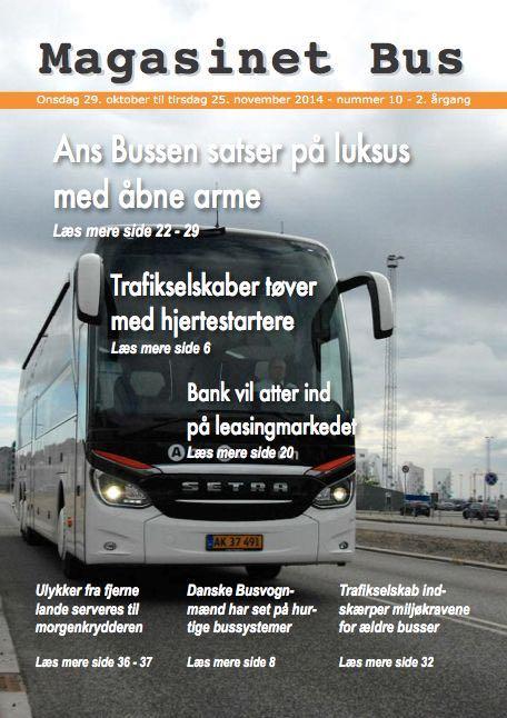 Magasinet Bus 10 - 2014