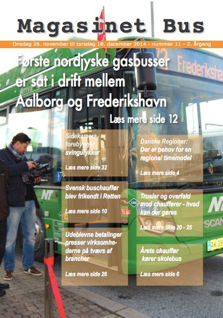 Magasinet Bus 11 - 2014