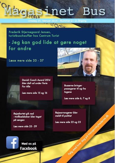 Magasinet Bus 2 - 2014
