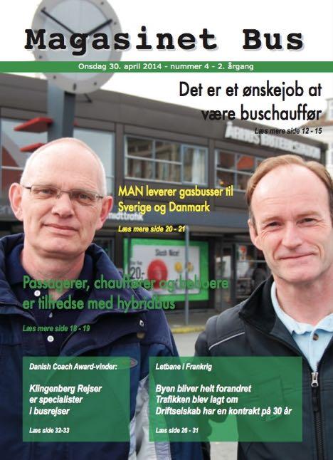 Magasinet Bus 4 - 2014