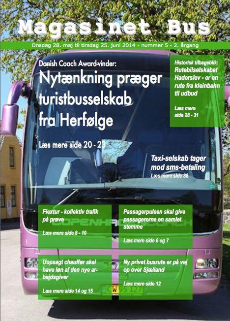Magasinet Bus 5 - 2014