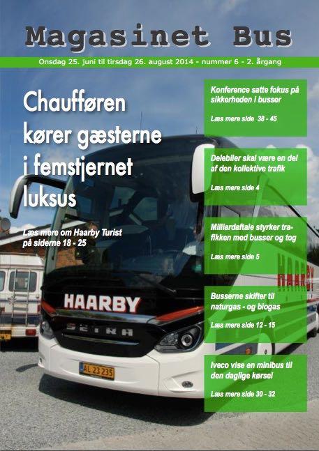Magasinet Bus 6 - 2014