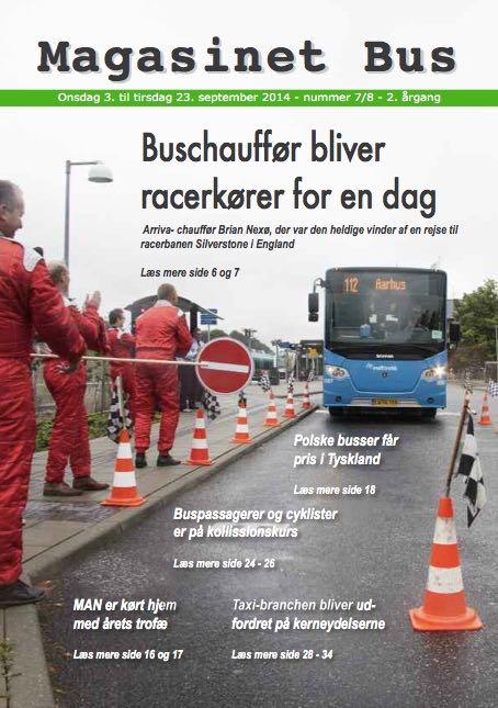 Magasinet Bus 7/8 - 2014