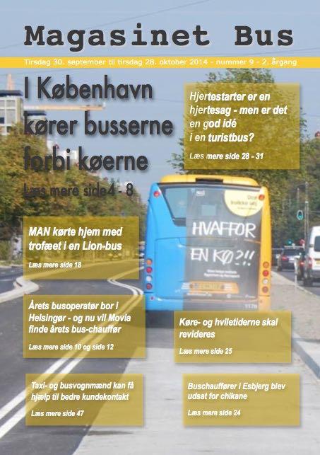 Magasinet Bus 9 - 2014