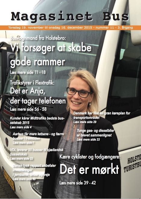 Magasinet Bus 11 - 2015