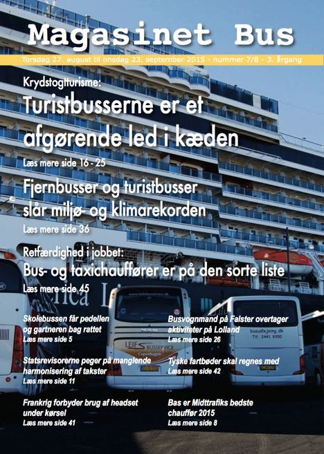Magasinet Bus 7/8 - 2015