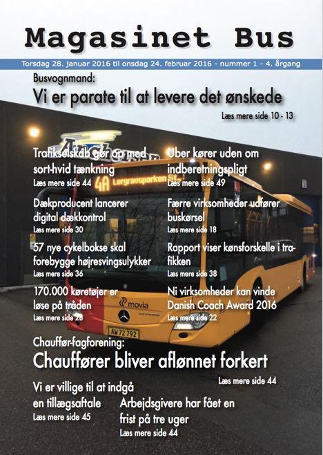 Magasinet Bus 1 - 2016