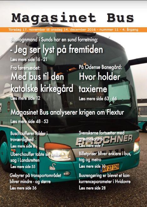 Magasinet Bus 11 - 2016