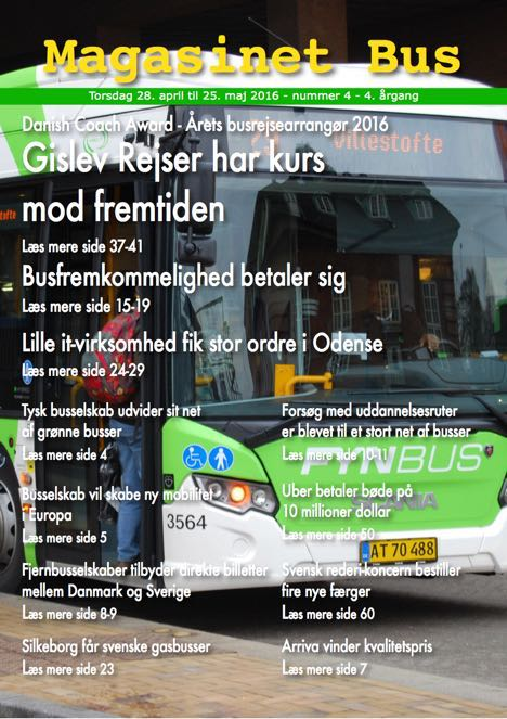 Magasinet Bus 4 - 2016
