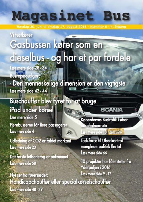 Magasinet Bus 6 - 2016