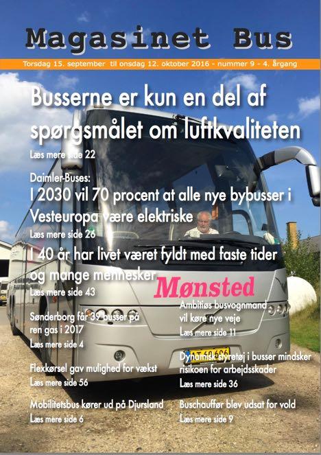 Magasinet Bus 9 - 2016