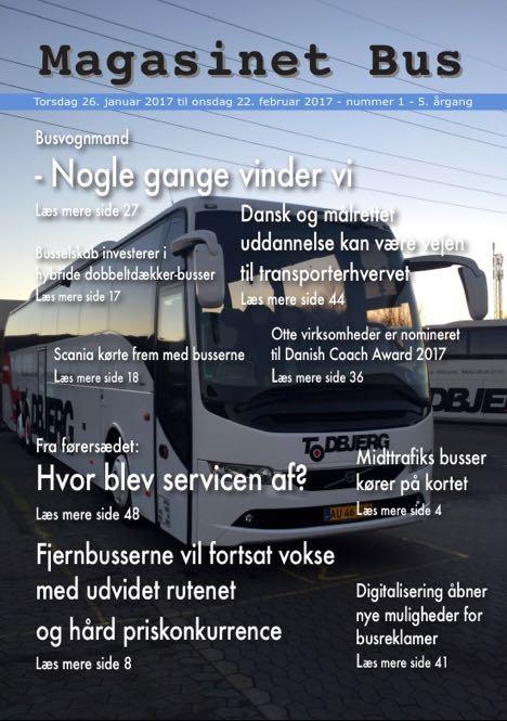 Magasinet Bus 1 - 2017