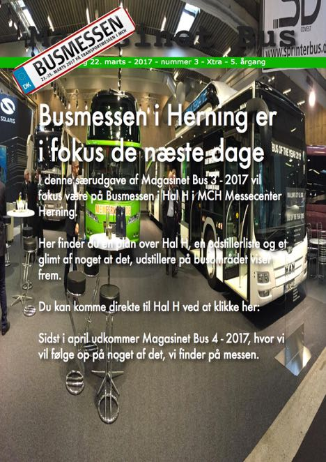 Magasinet Bus 3 - Xtra 2017