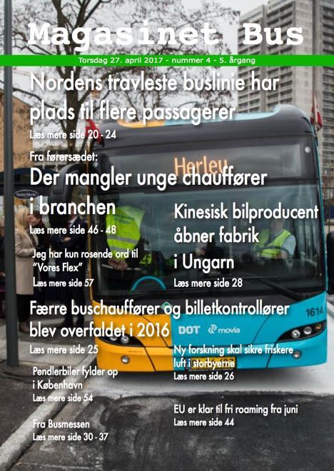 Magasinet Bus 4 - 2017