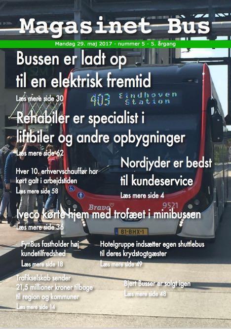 Magasinet Bus 5 - 2017