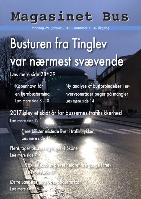 Magasinet Bus 1 - 2018