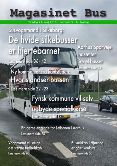 Magasinet Bus 5 - 2018