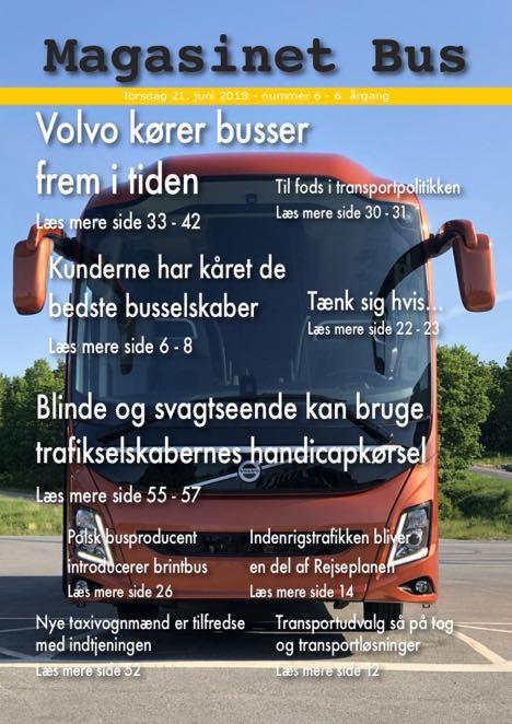 Magasinet Bus 6 - 2018