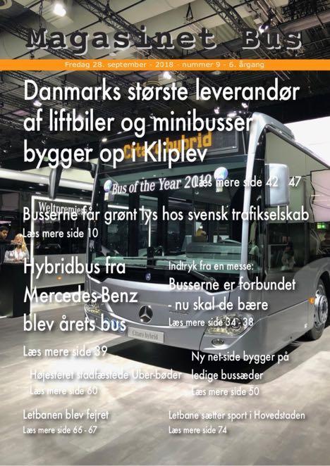 Magasinet Bus 9 - 2018
