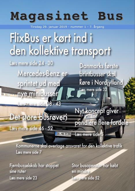 Magasinet Bus 1 - 2019