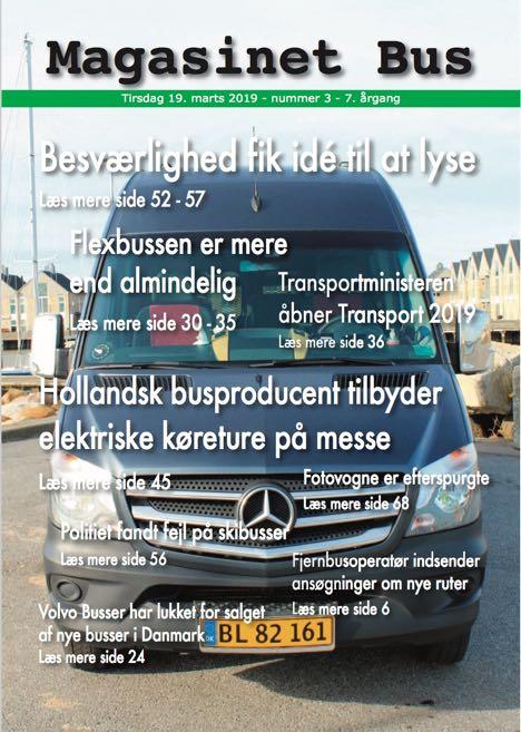 Magasinet Bus 3 - 2019