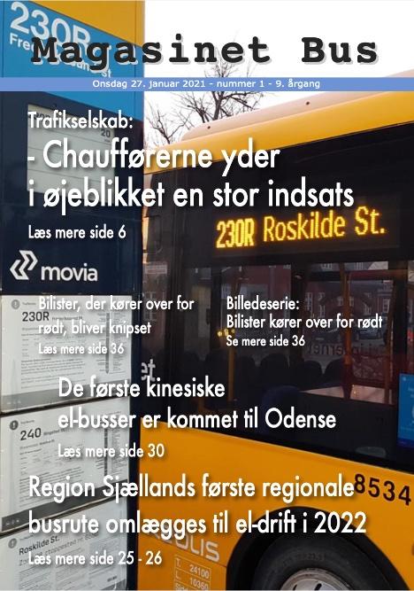 Magasinet Bus 1 - 2021