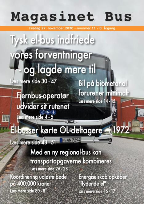 Magasinet Bus 11 - 2020