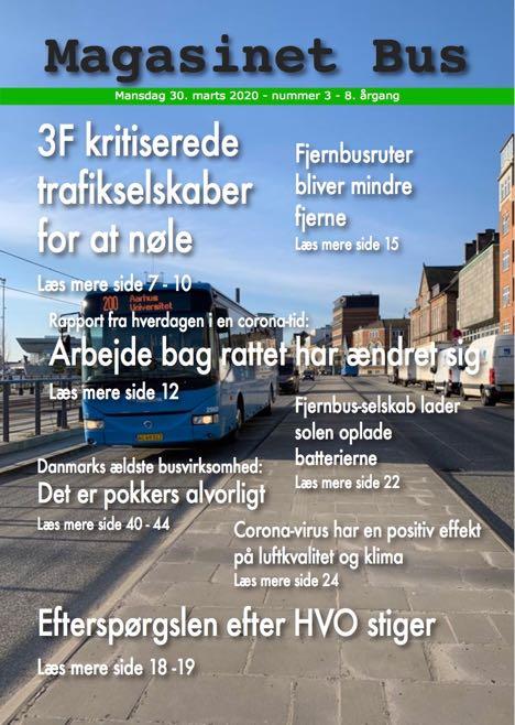 Magasinet Bus 3 - 2020