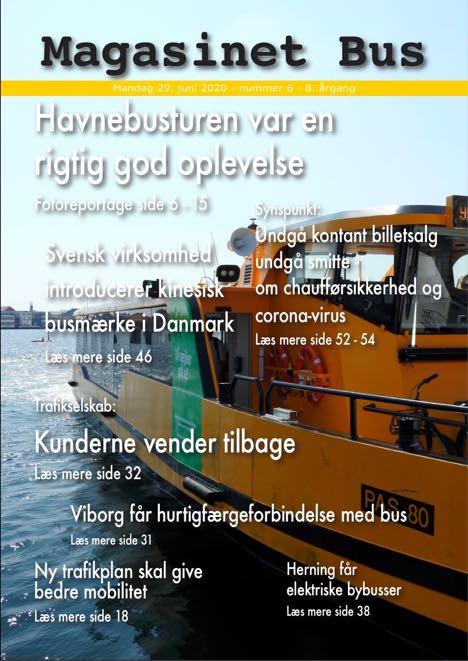 Magasinet Bus 6 - 2020