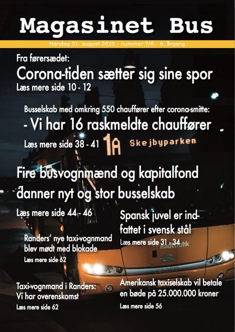 Magasinet Bus 7/8 - 2020