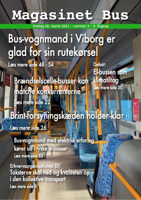 Magasinet Bus 3 - 2021