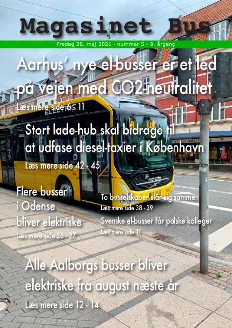 Magasinet Bus 5 - 2021