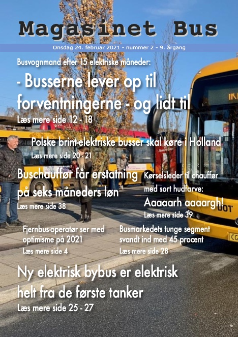 Magasinet Bus 2 - 2021