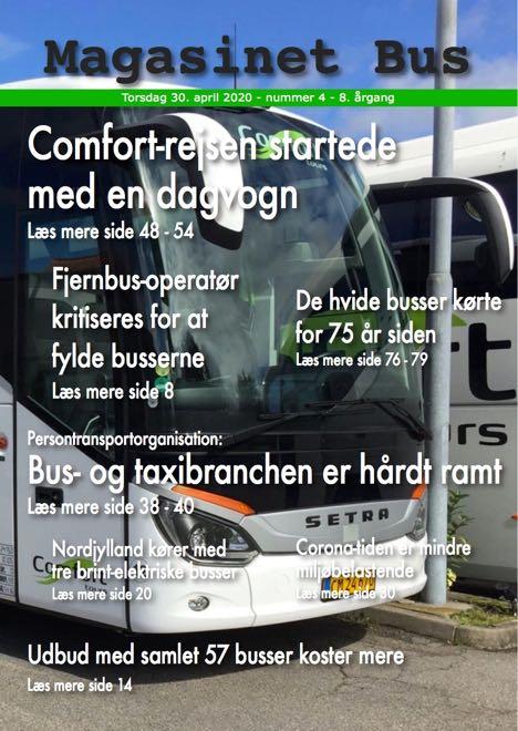 Magasinet Bus 4 - 2020