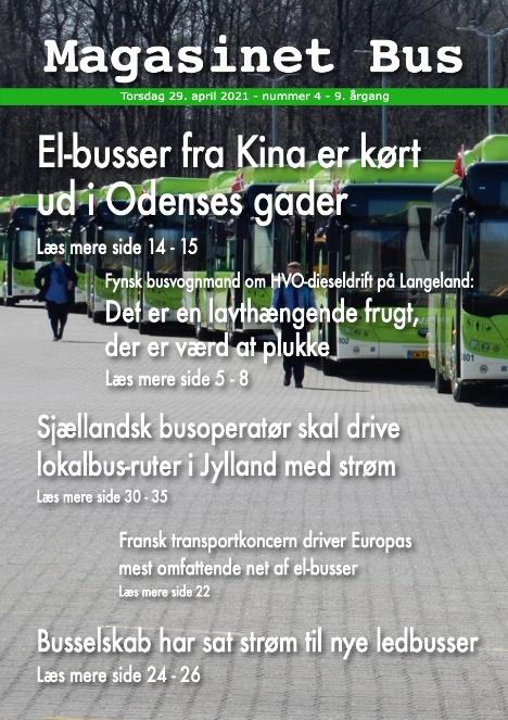 Magasinet Bus 4 - 2021