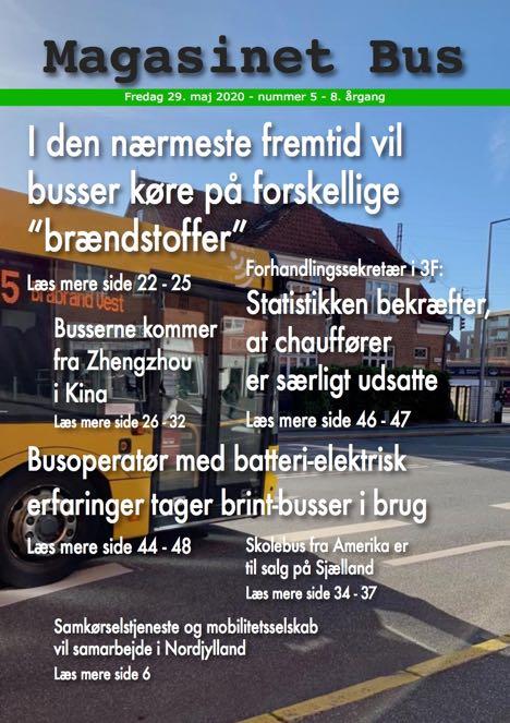 Magasinet Bus 5 - 2020