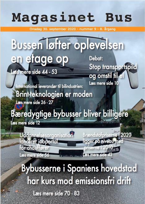 Magasinet Bus 9 - 2020
